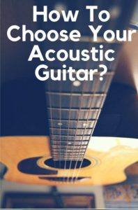 Which Of The Acoustic Guitars Types Is The Best For You