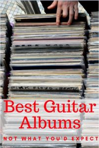 The Best Guitar Albums Of All Times