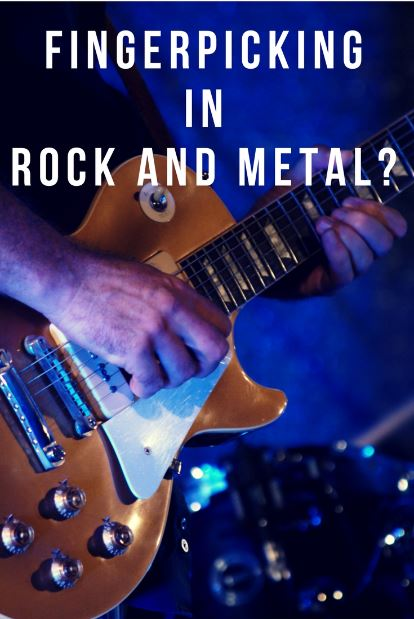 Is It Worth Learning Fingerstyle Guitar As A Rock And Metal Guitarist?
