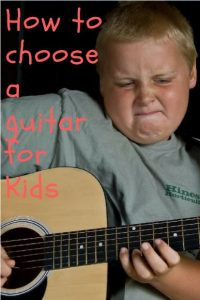 Guitar For Kids – How I Choose Them for My Students