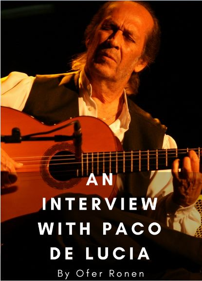 An Interview With Paco De Lucia (Reissued )