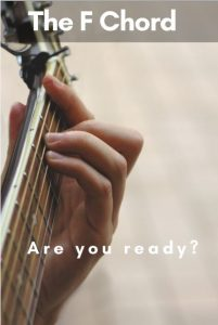 F Guitar Chord – Check Your Degree Of Readiness With It