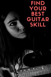 Guitarist? Use This Diagram To Find Your Best Guitar Skills