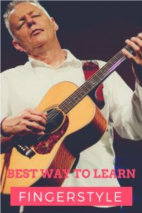 What Is The Best Way To Learn Fingerstyle Guitar?