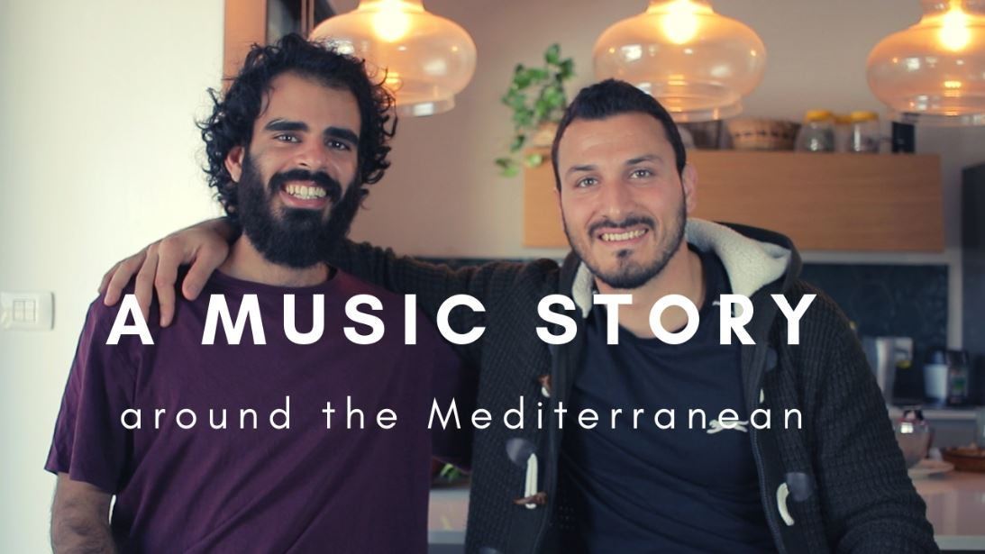 A Mediterranean Story About A Bouzouki Player And A Guitarist- When Music Connects People.