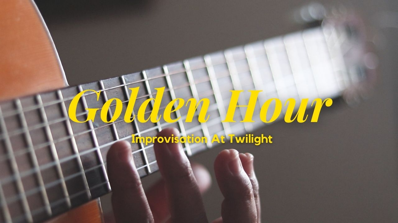 Golden Hour Guitar Music